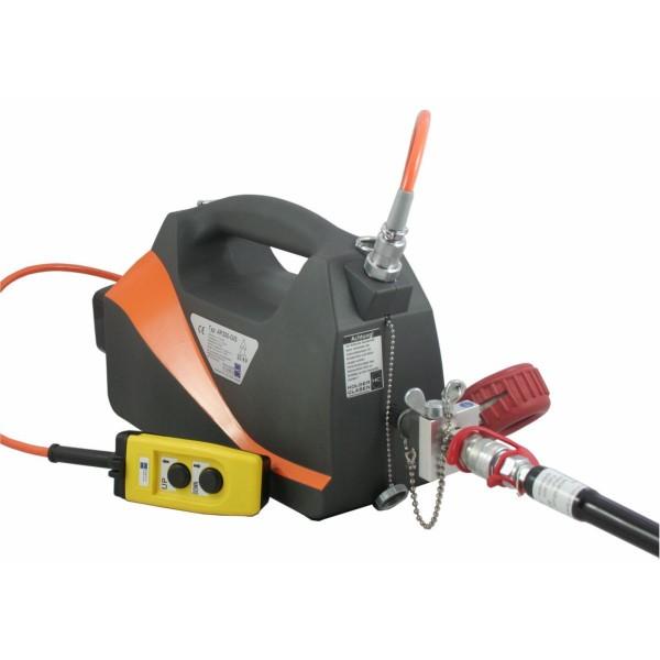 Akku-hydraulische Pumpe