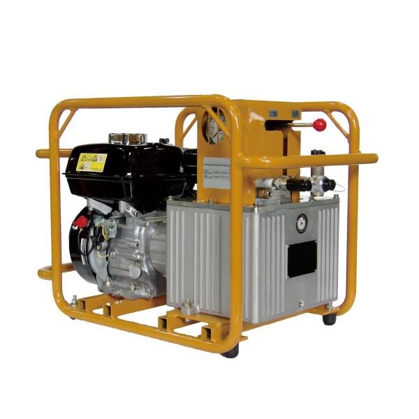 Benzin-betriebene Hydraulikpumpe